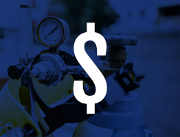 Minimize the cost of rising natural gas prices