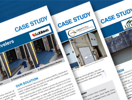 Case Studies Are Now Available To Download