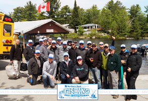 2015 Invitational Fishing Tournament