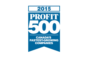Northern Docks Systems Inc. Ranked On The 2015 PROFIT 500 list Three Years In A Row