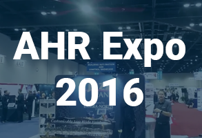 2016 AHR Expo in Florida
