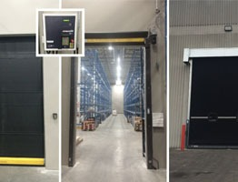 High Speed Door System