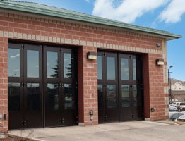 EMS Four-Fold Doors