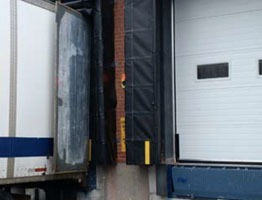 Custom Loading Dock Design