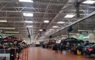 Model: AVD 550 in Auto Garage
