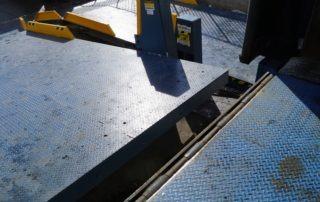 Truck-Lift trailer lift