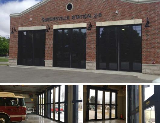 Queensville Fire Station