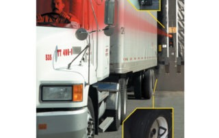 Smart Chock vehicle restraint and communication system