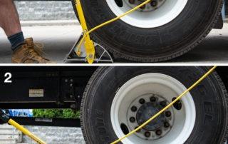 Vector Chock trailer restraint