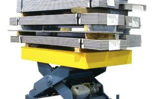 Air/hydraulic lift