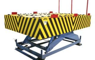 Container Handling custom platform lift