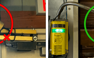 Dock light comparison