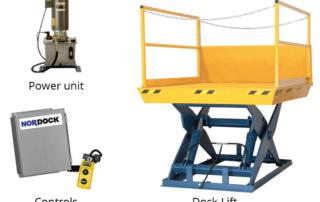Dock-Lift platform lift