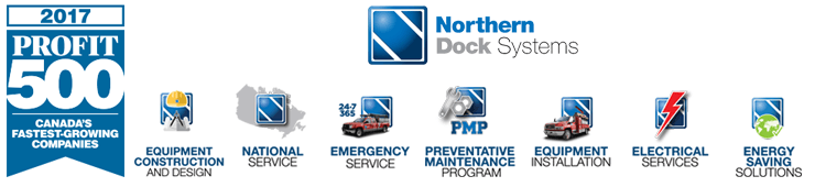 PROFIT 500 places Northern Dock Systems on its list for 5