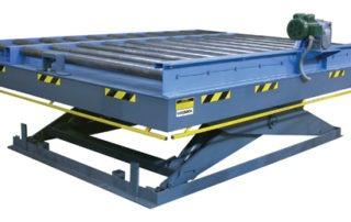 Model: Power Roller Conveyor