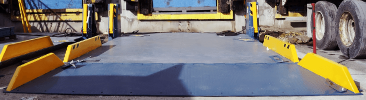 Nordock Truck-Lift trailer lift