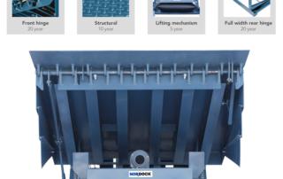 Constructor air dock leveler