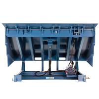 Heavy-Duty hydraulic dock leveler