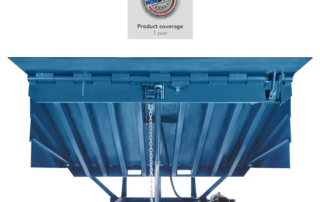 Constructor hydraulic dock leveler
