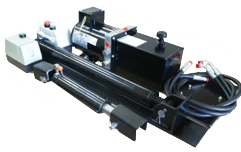 Hydraulic conversion kit components