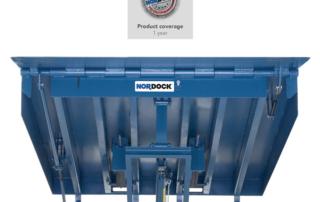 Mechanical dock leveler - Constructor