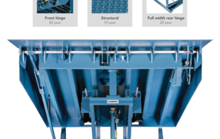 Mechanical dock leveler - Industrial