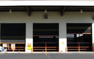 Model: UltraTough heavy industry door