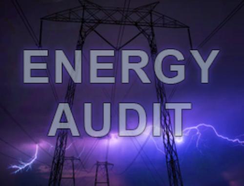 Energy audit advantages
