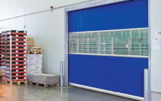 Hormann Speed-Commander 1400 SEL Clean-Master 20 Pa pharmaceutical door and cleanroom door