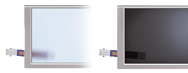 Vision panel options for Hormann doors