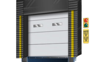 Model: Head Curtain dock seal (FC)