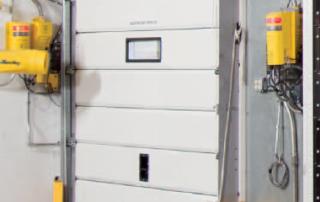 QxV sectional door