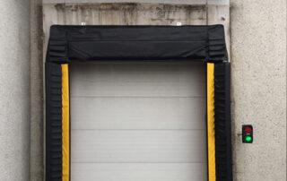 Model: STC Trailer Door Gap Compression dock seal