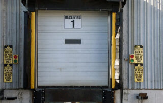 Model: STC Trailer Door Gap Compression dock seal with upgraded header