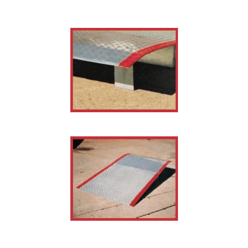 Model: Dock plate