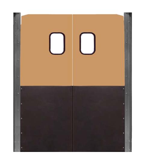 Impact Doors: Industrial Impact Door & Retail Impact Door Prevents