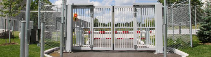 Four-Fold security gate - Four-Fold GT