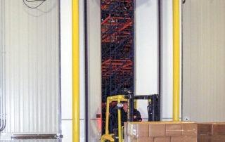 Model: IXP 2100 impactable bi-part sliding door