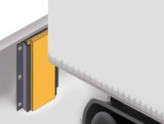 Nytrex Slider dock bumper