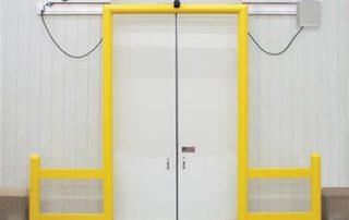 Model: XP 2000 bi-part sliding door