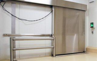 Model: XP 2500 standard single sliding door
