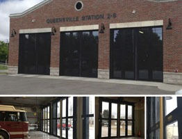 Queensville Fire Station #2-8