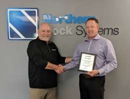Northern Dock Systems and Assa Abloy