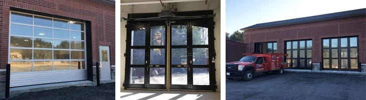 Four-Fold doors