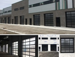 Industrial Building Project: Davenport