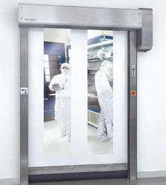 Pharmaceutical door