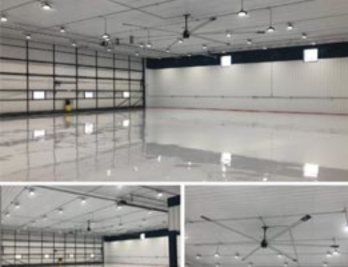 High River Airport Hangar