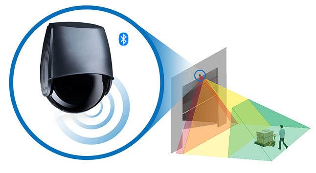 LZR-WIDESCAN sensor