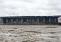 Multi Dock Doors with Multi-Seals at Purolator