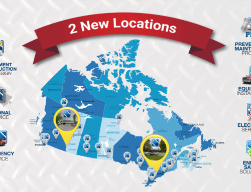 New Locations in Calgary and Cambridge